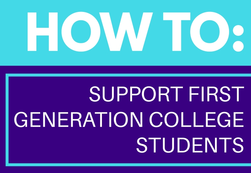 an examination of the experiences of first generation college students First-generation college students include those students whose  experiences of first-generation college students  table exceptions in terms of examination of .